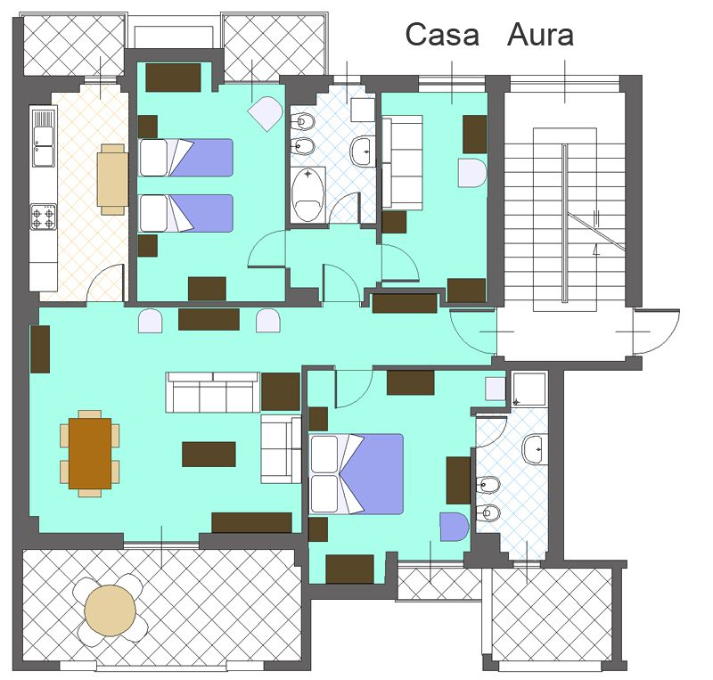 Rr Casa Aura SOLO-Model Color