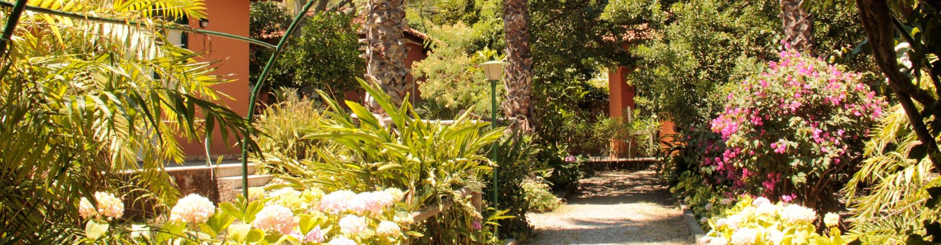 Le Palme Garden ...