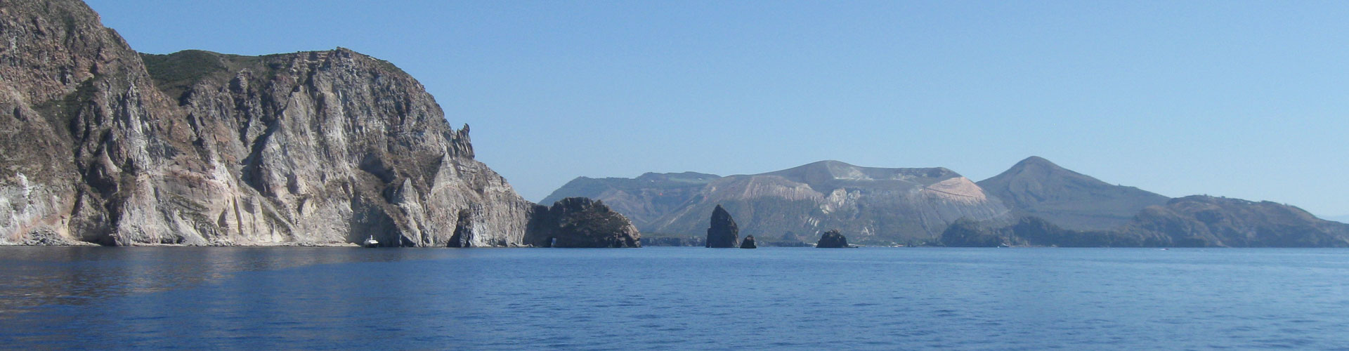 The Aeolian Islands...